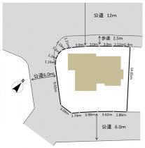 上野原市コモアしおつ4丁目 スムストック(平屋) 玄関ポーチ