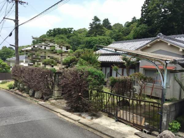 奈良市高畑町の土地|sumusite(...