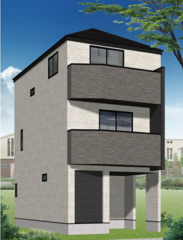 建物プラン例
